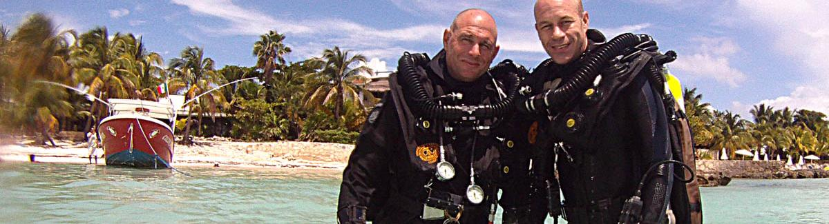 ccr rebreather instructor training